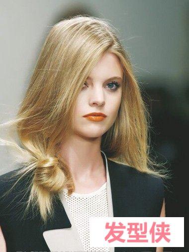 什么脸型适合蓬蓬慵懒发 超完美中长发系列造型