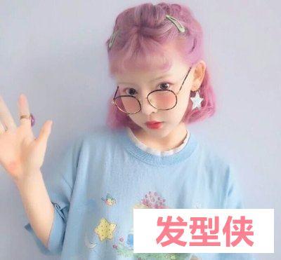 可爱的女孩卡哇伊女孩适合怎样的发型 卡哇伊的发型怎么做比较萌萌哒的