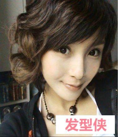150矮个子女生发型 留多长头发显时尚